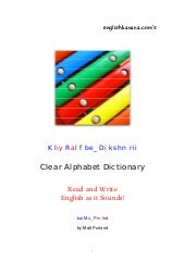 14 clear-alphabet-dictionary