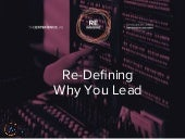 #1NLab14: Re-Defining Why You Lead