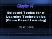 14 selected topics for e-learning t...