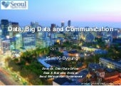 Data, Big Data and Communication - Ki-byoung Kim