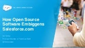 How Open Source Embiggens Salesforce.com