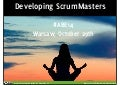 Developing ScrumMasters