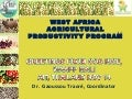1416 -  West Africa Agricultural Productivity Program  / Direct Seeders for Pregerminated Seed