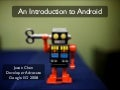 An Introduction To Android