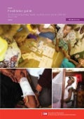 Facilitator Guide for Community-based Health and First Aid-Vol1