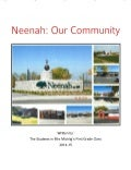 Neenah: Our Community by Mrs. Michlig's Class 2014-15