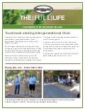 Touchmark at Mt. Bachelor Village - July 2014 Newsletter