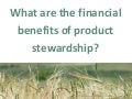 The Benefits of Product Stewardship