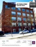 Brick and Beam Downtown West Toronto Office Space for Lease - Jan 2013