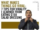 7 Things That Make Content Go Viral