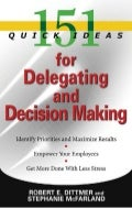 151 qkuci ideas for delegating and decision making