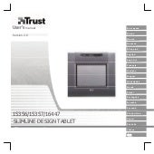 15356 Trust slimline design tablet ...