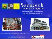Saratech Consultants And Engineers ...