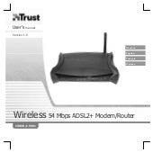 15898 Trust wireless adsl2+ modem-r...