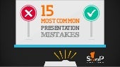 15 Most Common Presentation Mistakes
