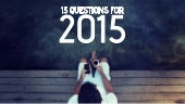 15 Questions to Ask Yourself for 2015
