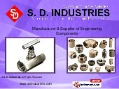 Flareless Tube Fittings by S. D. In...