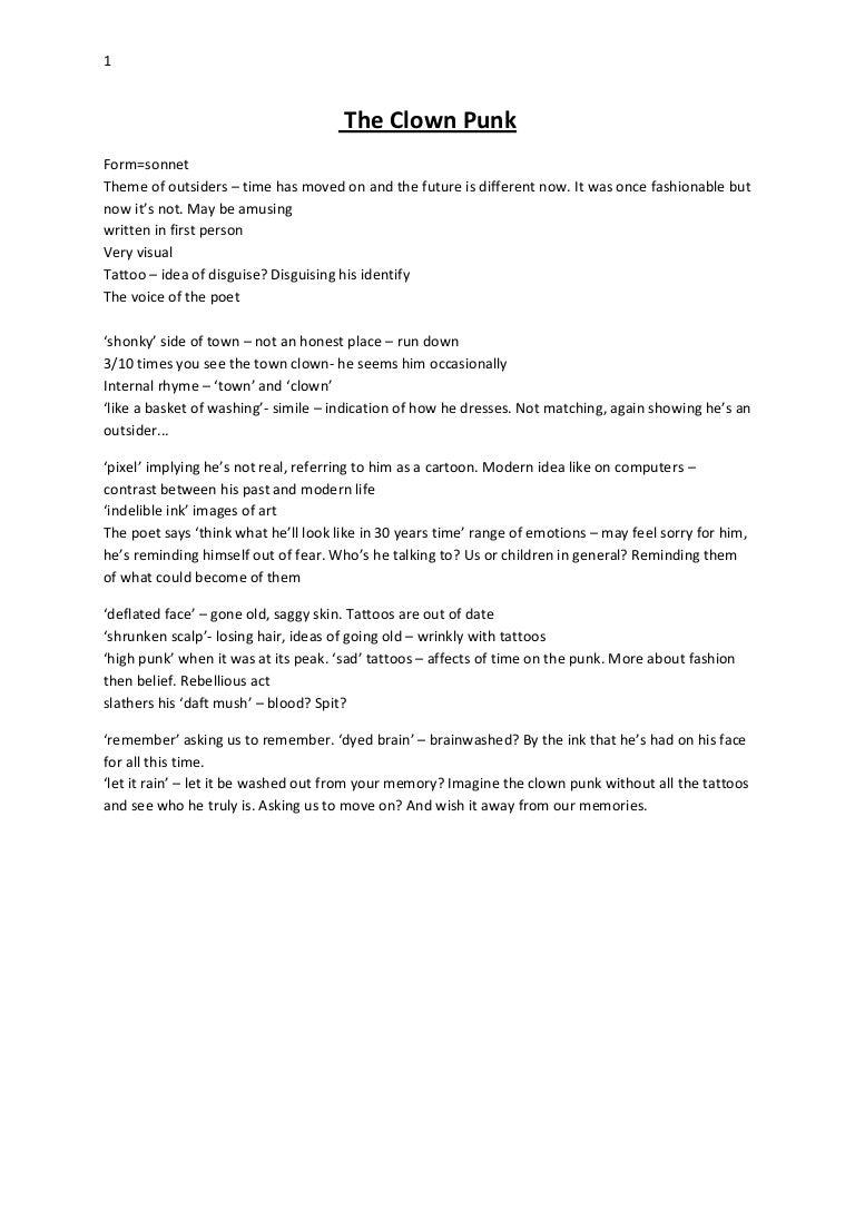 elizabethan poetry examples