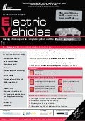 4th International Congress Electric Vehicles