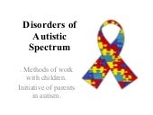About autism for int'l conference