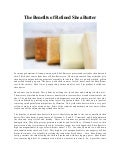 17.the benefits of refined shea butter