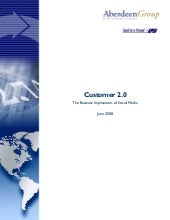 Customer 2.0: The Business Implicat...