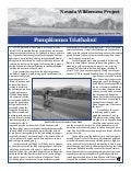Fall 2007 Nevada Wilderness Project Newsletter