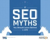 17 SEO Myths You Should Leave Behind in 2015