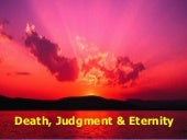 18    Death Judgement Eternity