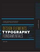Design Elements Typography Fundamen...