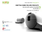 Energy Related Products