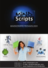 Java Courses in Pune - MindScripts