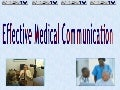 Effective Medical Communications in Pharmaceutical marketing