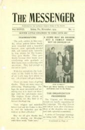 1924 November LCHS Messenger newsle...