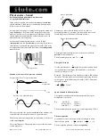 itute physics-notes-sound