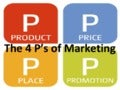 1a. the 4 ps of marketing