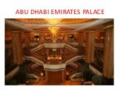 Abu Dhabi Emirates Palace Reputatio...