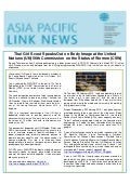 Asia Pacific Link News - May 2012
