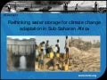 Rethinking water storage for climate change adaptation in Sub-Saharan Africa
