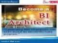 Become BI Architect with 1KEY Agile BI Suite  - Architecture