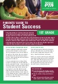 1st grade--Parent's Guide to Student Success