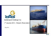 Goldenport Holdings, Inc. video