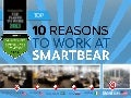 Top 10 Reasons to Work at SmartBear