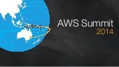 AWS Summit Sydney 2014 | Opening Keynote - Dr Werner Vogels, VP & CTO, Amazon.com