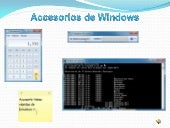 2 3 accesorios de windows