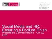 Using Social Media to Support HR Fu...