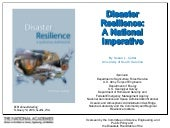 Disaster Resilience: A National Imp...
