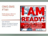 SMS for Success