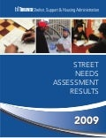 Street Needs Assessments Results