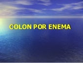 20 Colon Por Enema